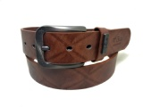 Leatherette belt--KN-50730