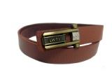 Leatherette belt--KN-50796