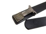 Leatherette belt--KN-50798