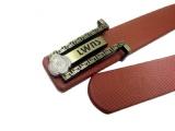 Leatherette belt--KN-50799