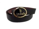 Leatherette belt--KN-50803