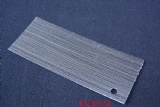 Aluminum plated hot stamping foil